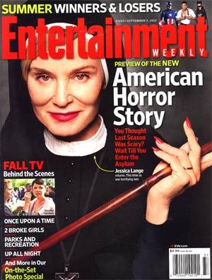 Entertainment Weekly #1223 Sep 7 2012