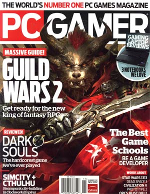PC Gamer CD-ROM #232 Nov 2012