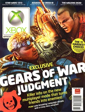 Official XBox Magazine #141 Nov 2012