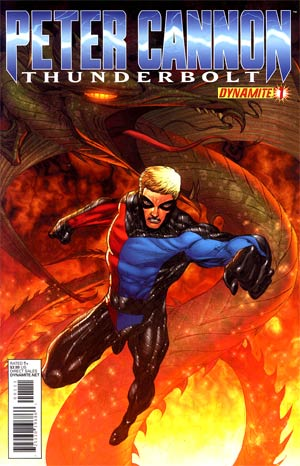 Peter Cannon Thunderbolt Vol 2 #1 Regular Ardian Syaf Cover