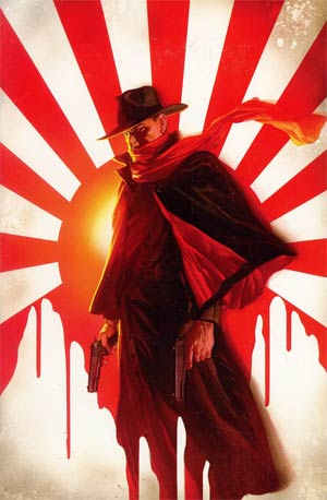 Shadow Vol 5 #5 Incentive Alex Ross Virgin Cover