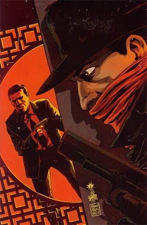 Shadow Vol 5 #5 Incentive Francesco Francavilla Virgin Cover