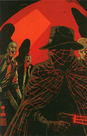 Spider #5 Incentive Francesco Francavilla Virgin Cover