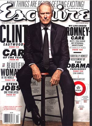 Esquire Vol 158 #3 Oct 2012
