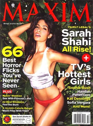Maxim Magazine #177 Oct 2012