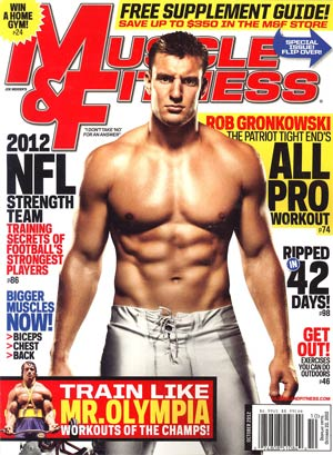 Muscle & Fitness Magazine Vol 73 #10 Oct 2012