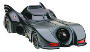 Hot Wheels Heritage 1989 Batman Batmobile 1/18 Scale Die-Cast