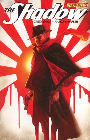 Shadow Vol 5 #5 Regular Alex Ross Cover