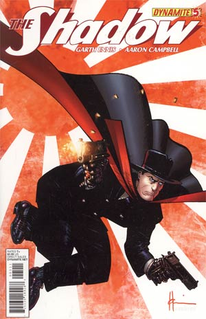 Shadow Vol 5 #5 Regular Howard Chaykin Cover