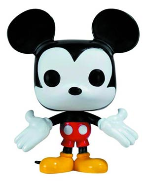 POP Disney Mickey Mouse 9-Inch Vinyl Figure