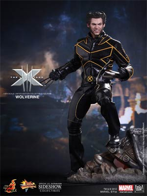 X-Men Movie Wolverine 12-Inch Figure