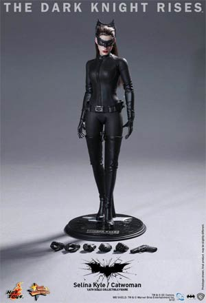 Batman The Dark Knight Rises Selina Kyle Catwoman 12-Inch Figure