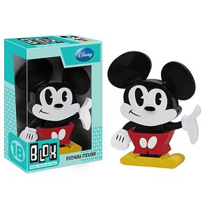 Blox 18 Disney Mickey Mouse Vinyl Figure