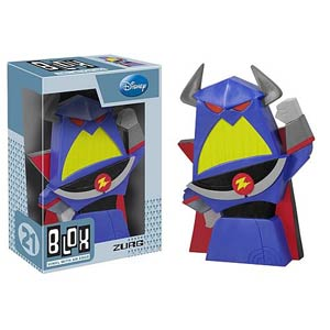 Blox 21 Disney Zurg Vinyl Figure