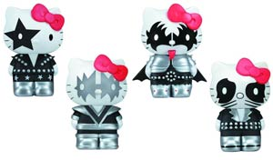 Hello Kitty KISS Demon Vinyl Figure