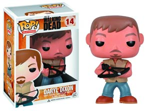 POP Television 14 The Walking Dead Daryl Dixon Vinyl Figure