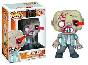 POP Television 15 The Walking Dead RV Walker Vinyl Figure