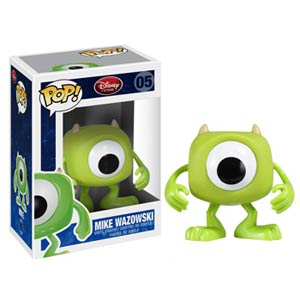 POP Disney 05 Mike Wazowski Vinyl Figure