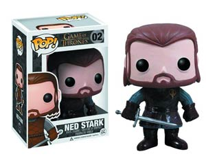 POP Television Game Of Thrones 02 Ned Stark Vinyl Figure