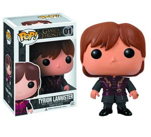 POP Television Game Of Thrones 01 Tyrion Lannister Vinyl Figure