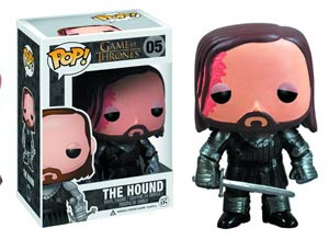 POP Television Game Of Thrones 05 The Hound Vinyl Figure
