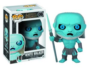 POP Television Game Of Thrones 06 White Walker Vinyl Figure