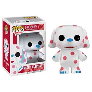 POP Holiday 06 Misfit Elephant Vinyl Figure