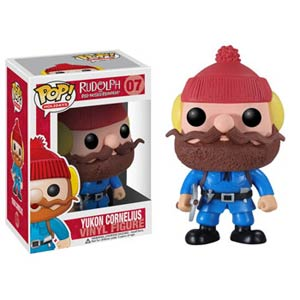 POP Holiday 07 Yukon Cornelius Vinyl Figure
