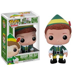 POP Holiday 10 Buddy The Elf Vinyl Figure