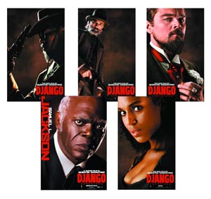 Django Unchained Django 8-Inch Action Figure