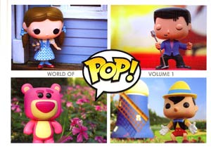 World Of POP Vol 1 HC
