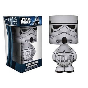 Star Wars Stormtrooper 12-Inch Desk Lamp
