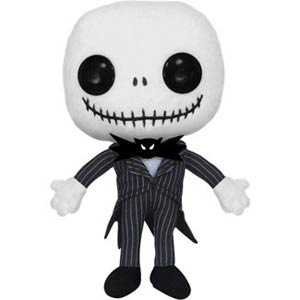 POP Disney Nightmare Before Christmas Plushie - Jack Skellington