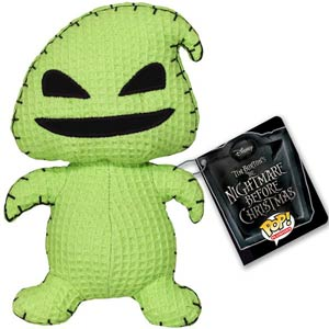 POP Disney Nightmare Before Christmas Plushie - Oogie Boogie