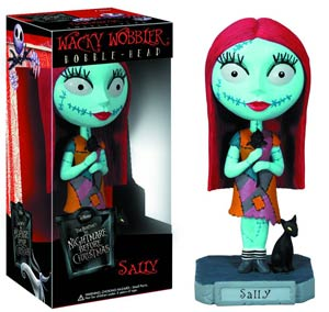 Nightmare Before Christmas Sally Wacky Wobbler