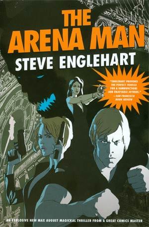 Arena Man HC