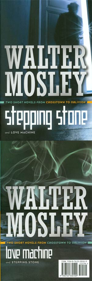 Stepping Stone / The Love Machine Two Short Novels From Crosstown To Oblivion HC