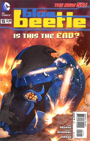 Blue Beetle Vol 8 #15