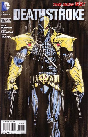 Deathstroke Vol 2 #15