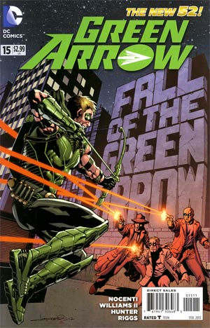 Green Arrow Vol 6 #15
