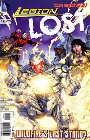 Legion Lost Vol 2 #15