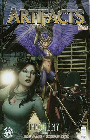 Artifacts #25 Cover B John Tyler Christopher