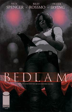 Bedlam #3 1st Ptg