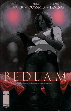 Bedlam #3 1st Ptg