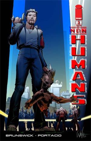 Non-Humans #3