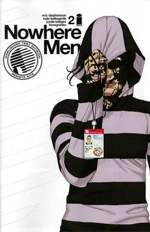 Nowhere Men #2 1st Ptg