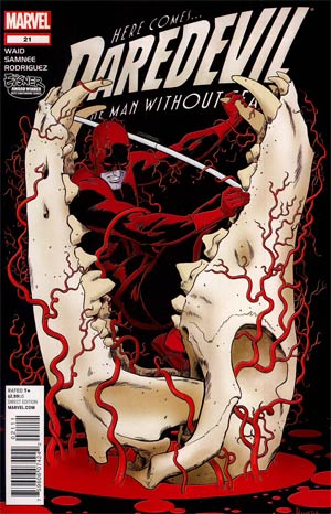 Daredevil Vol 3 #21 1st Ptg