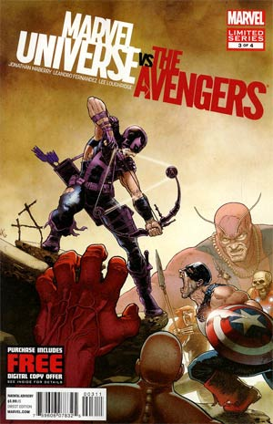 Marvel Universe vs The Avengers #3
