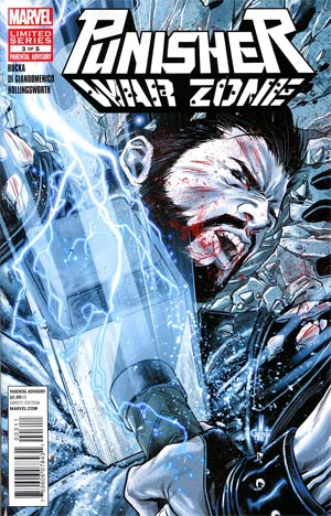 Punisher War Zone Vol 3 #3