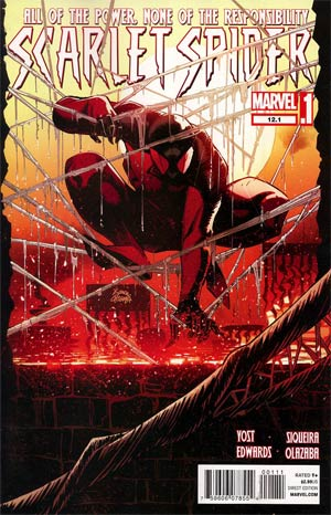 Scarlet Spider Vol 2 #12.1